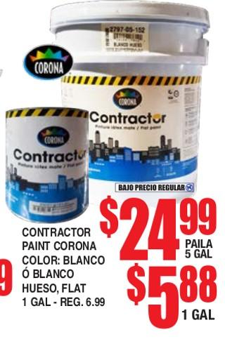 Contractor Paint Corona