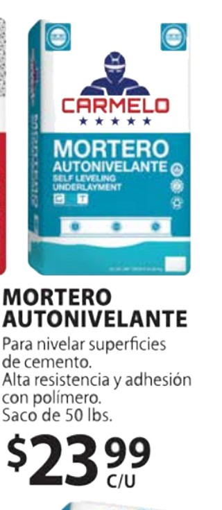 Montero Autonivelante