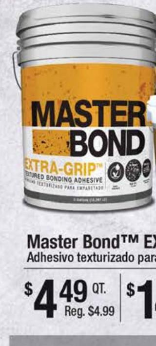 Master Bond TM Extra-GRIP