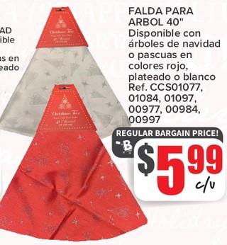 Falda Para Arbol 40