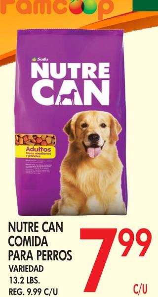 Nutre Can Comida Para Perros