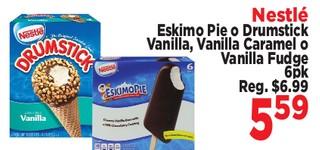 Nestlé Eskimo Pie o Drumstick