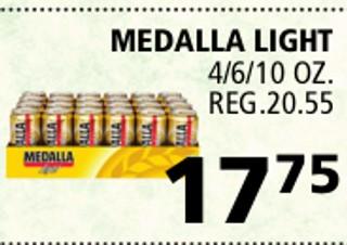 Medalla Light