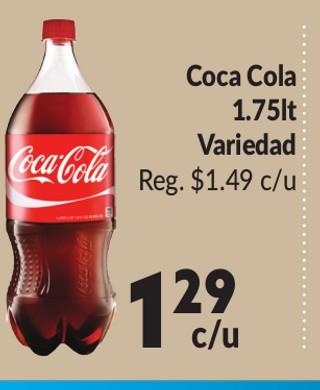 Coca Cola 1.75 lt
