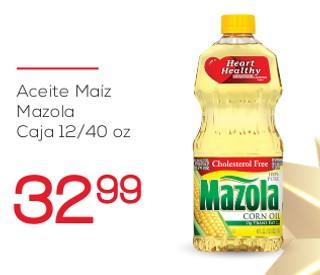 Aceite Maiz Mazola