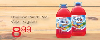 Hawaiian Punch Red
