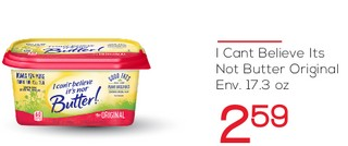 I can't Belive its Not Butter Original
