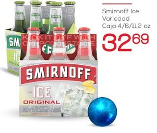 Smirnoff Ice Variedad