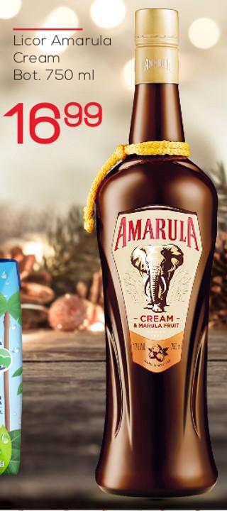 Licor Amarula Cream