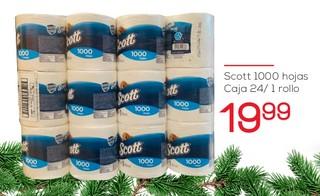 Scott 1000 Hojar