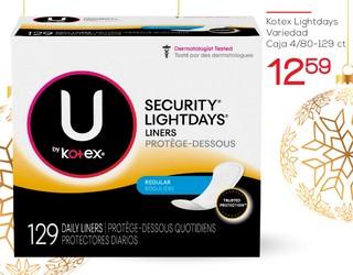 Kotex Lightdays