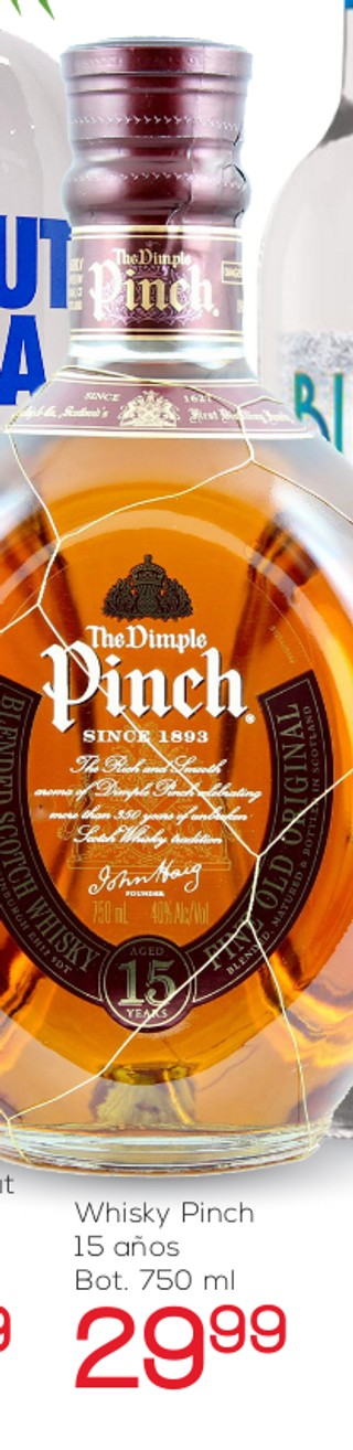 Whisky Pinch