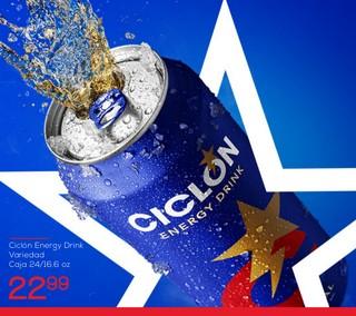 Ciclón Energy Drink