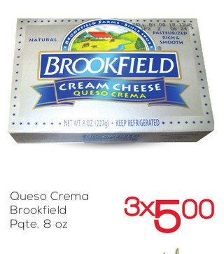Queso Crema Brookfield