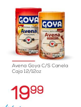 Avena Goya