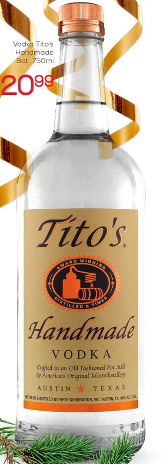 Vodka Tito's