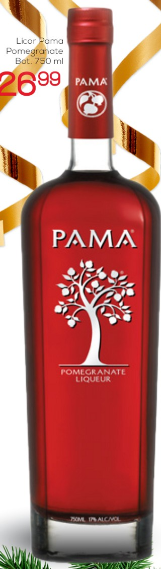 Licor Pama Pomegranante
