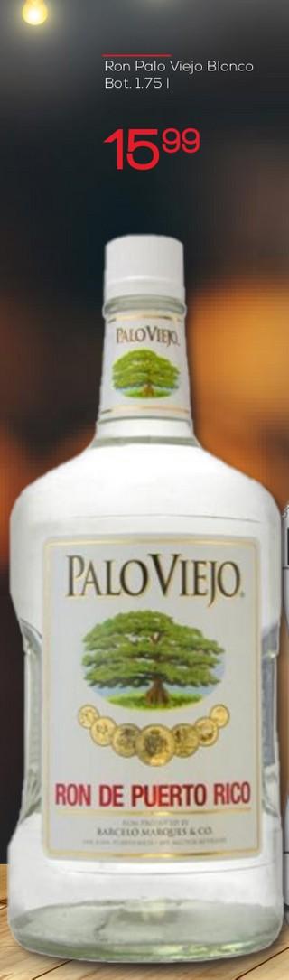 Ron Palo Viejo Blanco