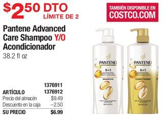 Pantene Advanced Care Shampoo Y/O Acondicionador