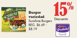 Burger Variedad