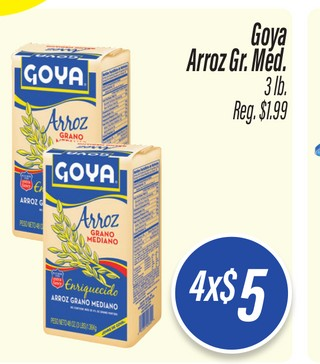Goya Arroz