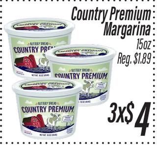 Country Premium Marganina 15 oz